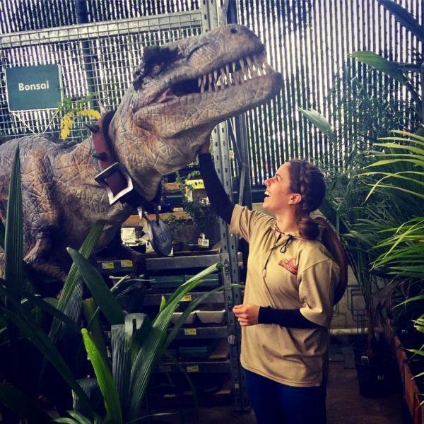 unique dinosaur experience Melbourne